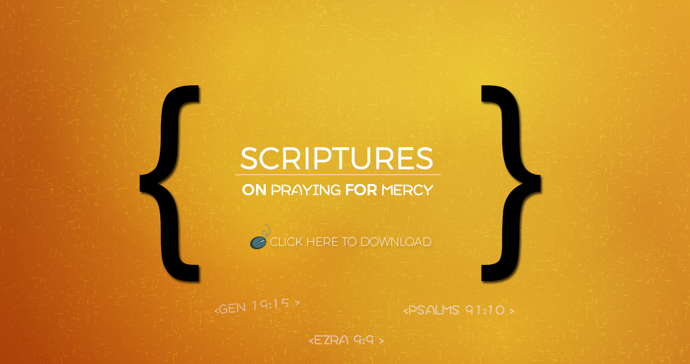 scriptures-for-mercy