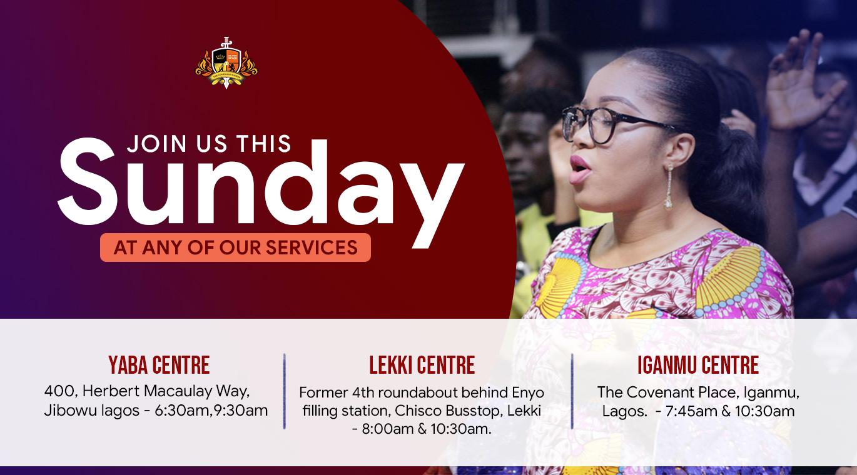 SUNDAY-SERVICE